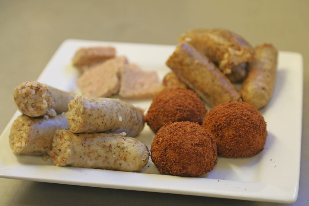 Food on Boudin Trail