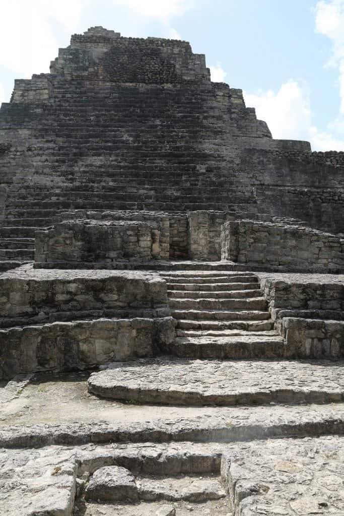 Chacchoben Mayan Ruins Excursion in Costa Maya, Mexico