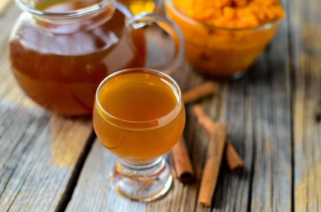 Slow Cooker Pumpkin Liqueur