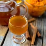 Slow Cooker Pumpkin Liqueur