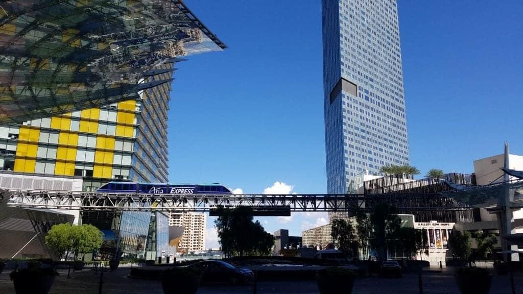 Aria Monorail