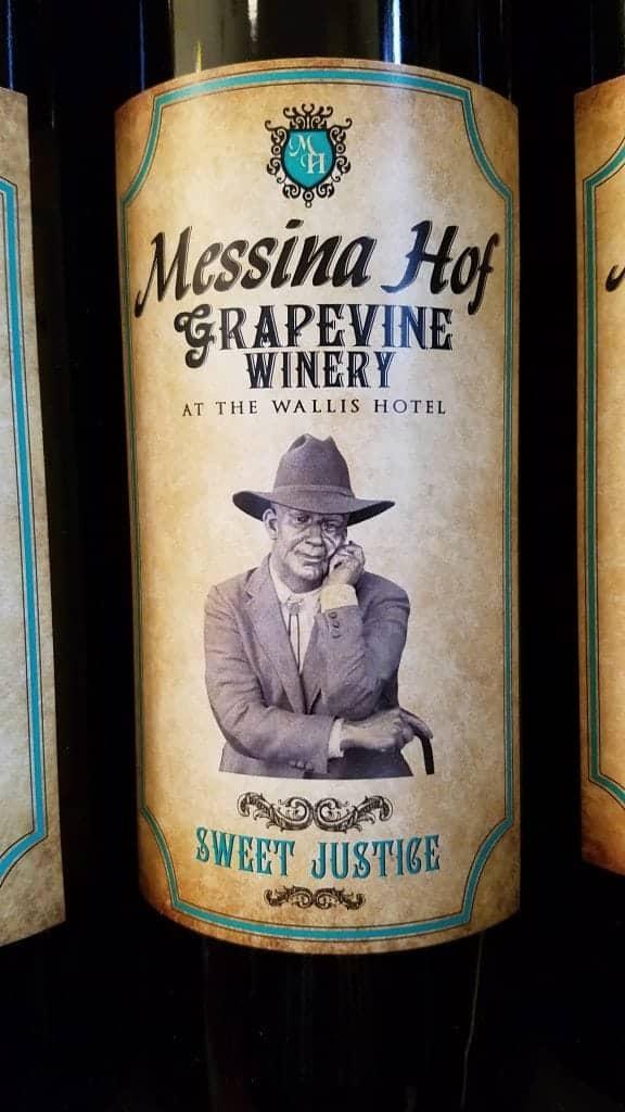 Messina Hof Grapevine Texas