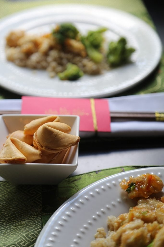 Chinese Take out at home Ideas