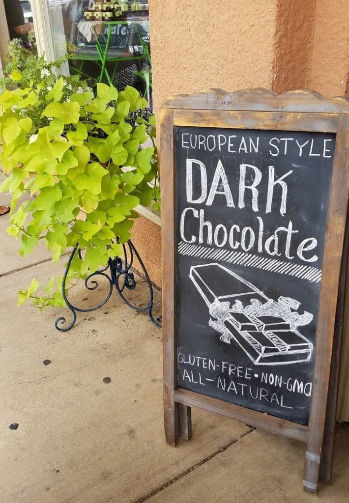 Dr Sues Chocolate