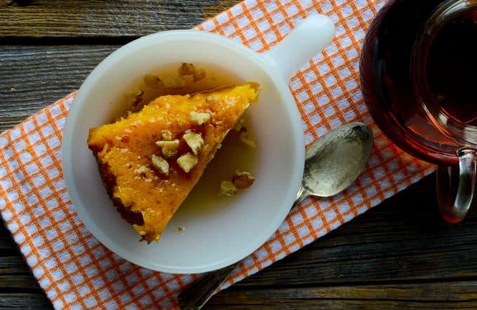 Crock Pot Pumpkin Dump Cake Recipe Tammilee Tips