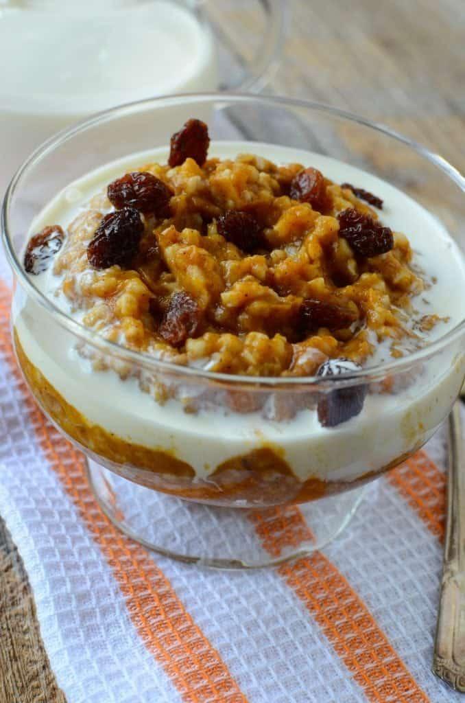Crock Pot Pumpkin Oatmeal Recipe