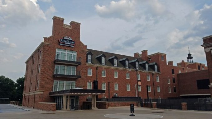 The atherton hotel at oklahoma state university in for The atherton