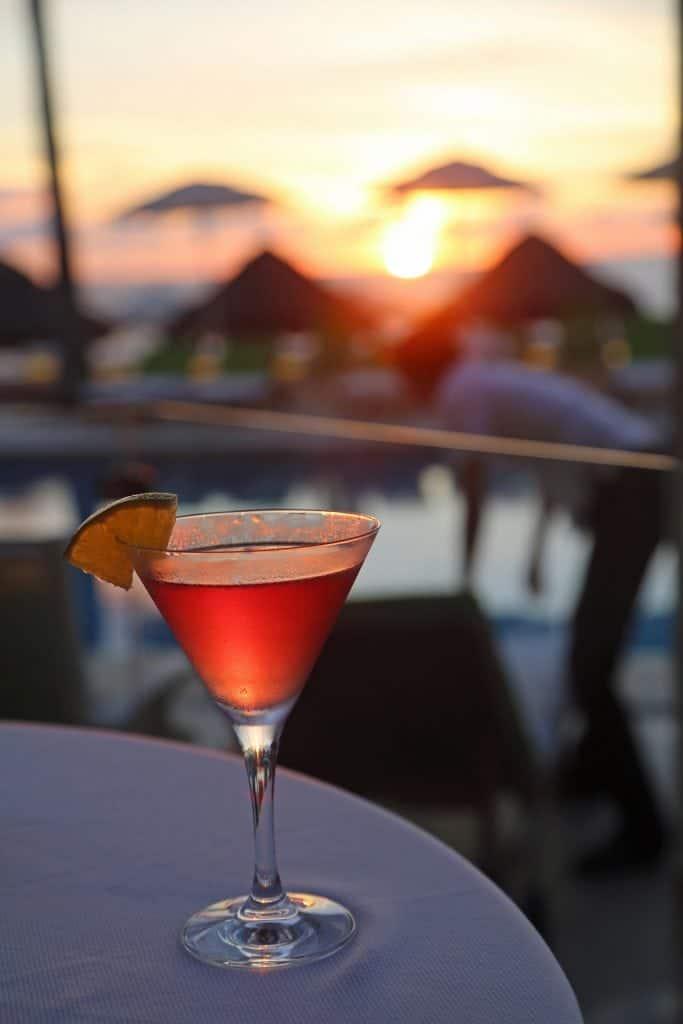 drink-at-dinner-villa-premeire-puerto-vallarta-mexico
