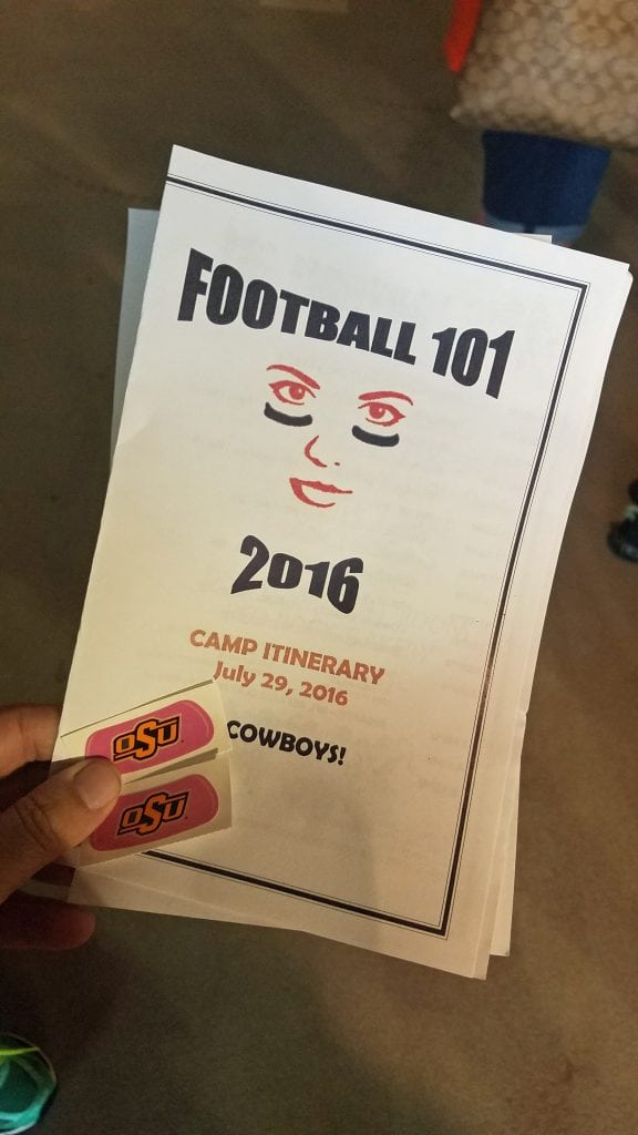 football-101-camp-itenerary-stillwater-oklahoma