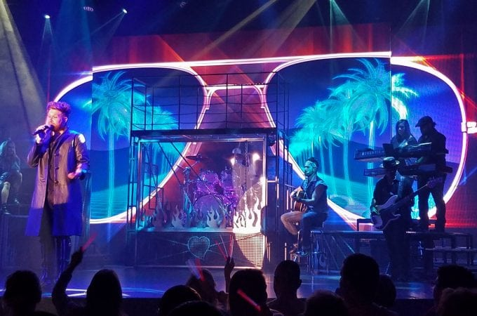 All new Playlist Production shows on the Carnival Vista