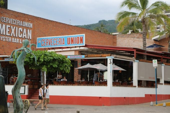Amazing Restaurants in Puerto Vallarta, Mexico!