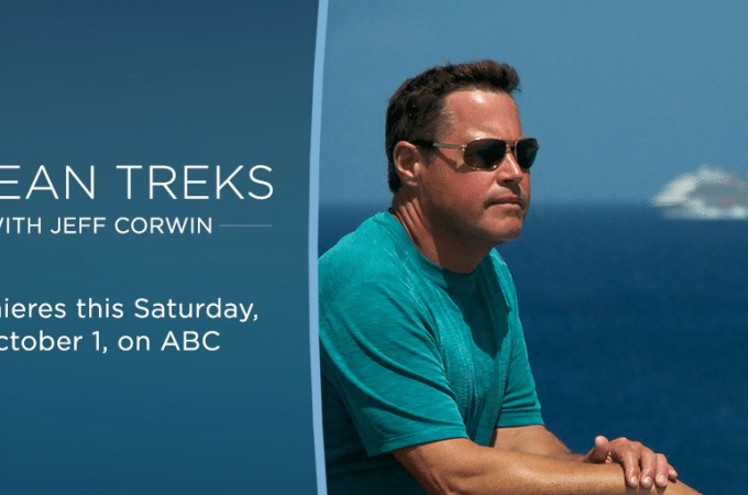 Ocean Treks with Jeff Corwin takes us around the world on Carnival Corporation ships!