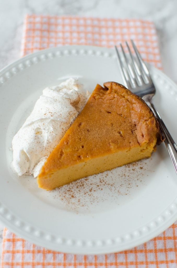 Crock Pot Pumpkin Pie Pudding Cake Recipe Tammilee Tips