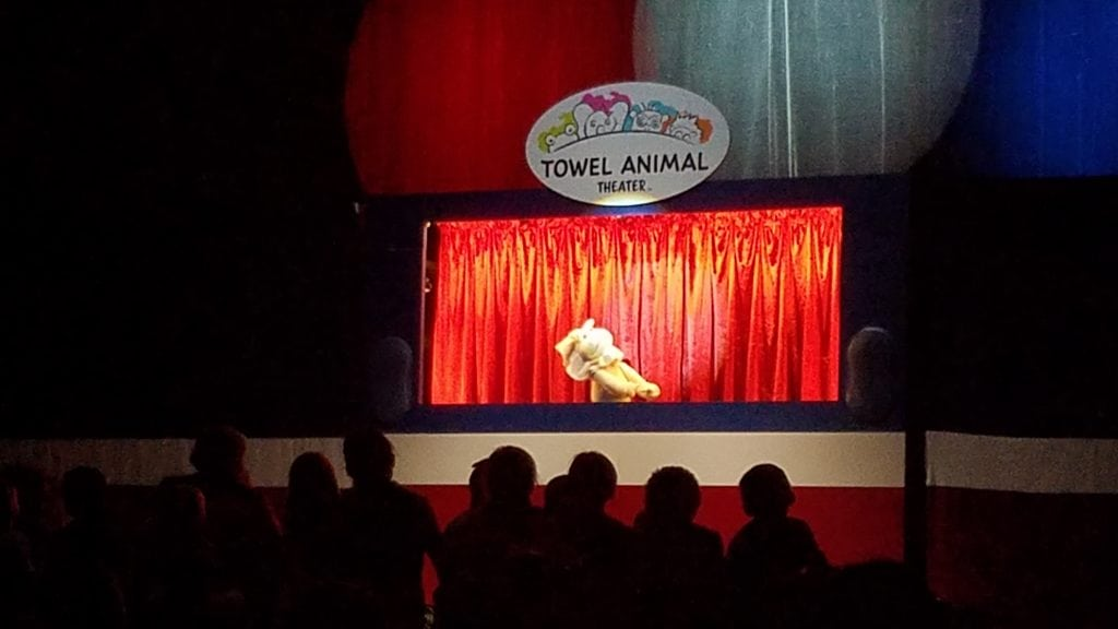 towel-animal-theater-carnival-legend