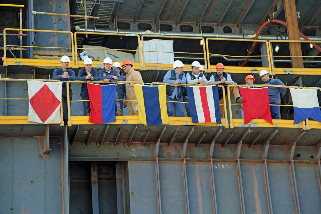 flags-on-the-new-ship