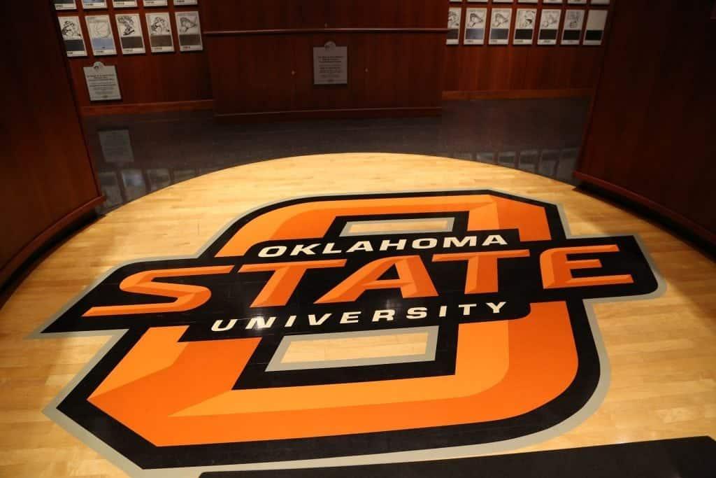 OSU Heritage Hall Basketball Court