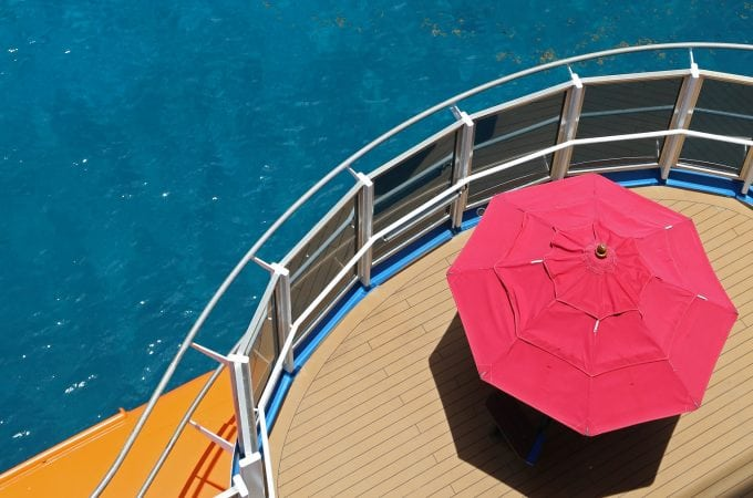 Top 7 favorites on the Carnival Magic