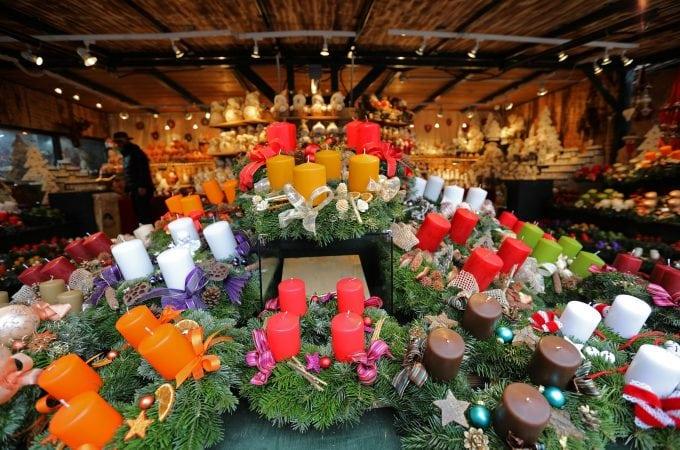 Exploring the Salzburg Christmas Market