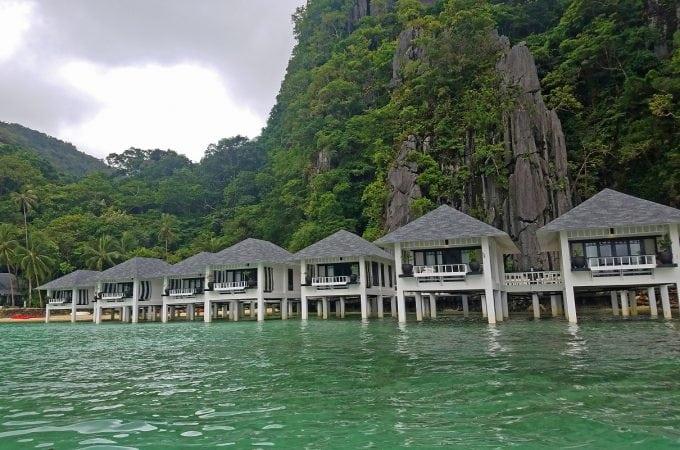 Paradise found at El Nido Lagen Resort near Palawan, Philippines