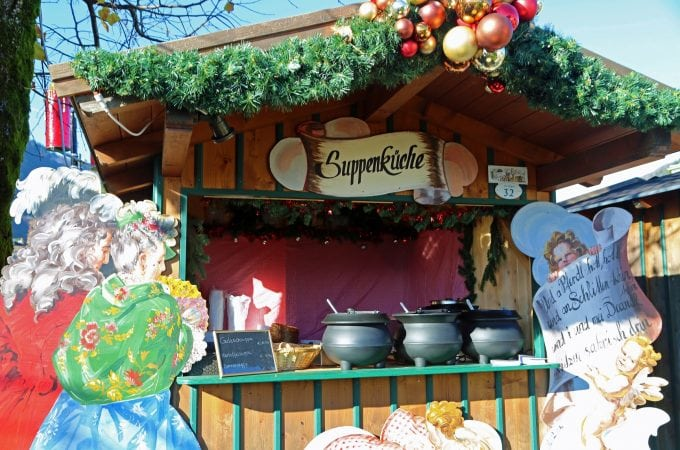 St. Gilgen, Austria Christmas Market is a feast for the senses