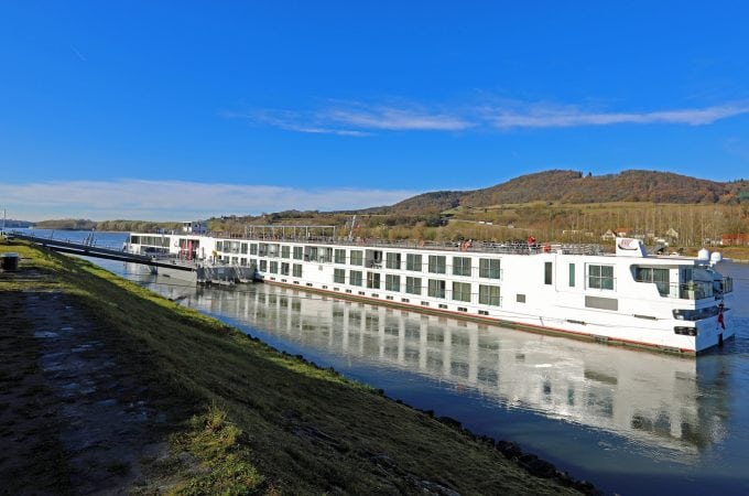 Tour of the Viking Vili River Cruise Ship