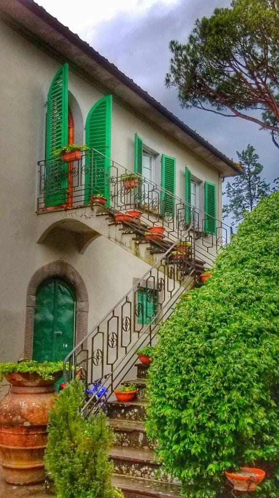 Tuscany Winery Italy