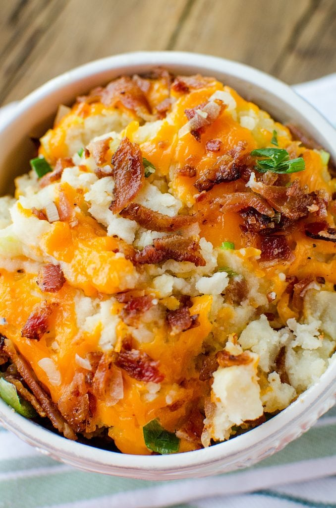 loaded crock pot mashed potatoes recipe tammilee tips