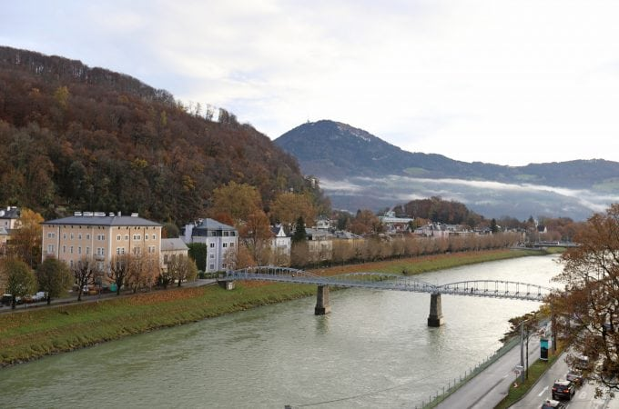 Salzburg Walking Tour with Viking River Cruises
