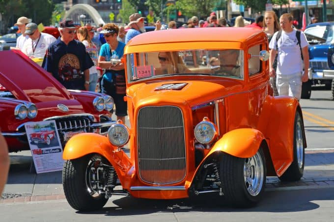 Guide To Hot August Nights In Reno Nevada Tammilee Tips - Hot august nights car show reno nevada