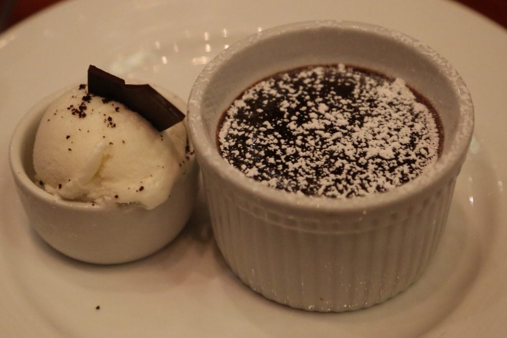 Carnival Cruise Warm Chocolate Melting Cake Recipe