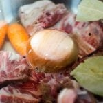 How to make Pork Bone Broth Recipe! Made from leftover ham