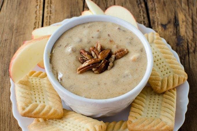 Slow Cooker Crock Pot Praline Dip Recipe