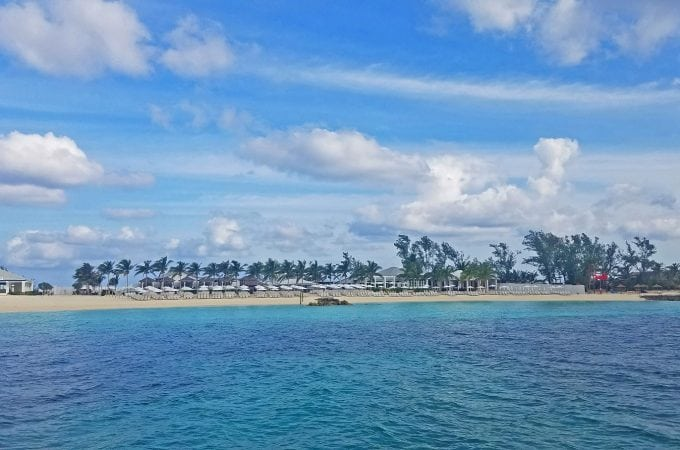 Private Island Beach Day Excursion Nassau, Bahamas