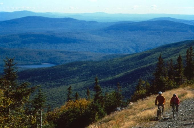 Maine Bike Trail and Micro-brew Adventures