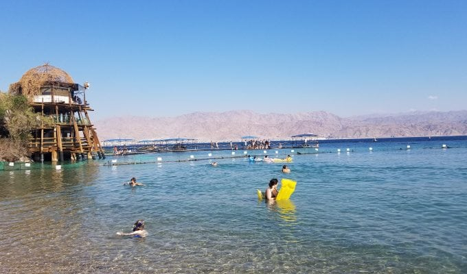 Adventure awaits you in Eilat, Israel