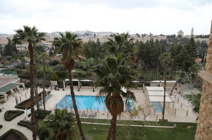 King David Hotel Jerusalem Review and Experience