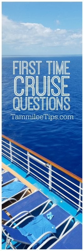 First Time Cruise Questions and Tips! What you need to know to plan your first cruise vacation.