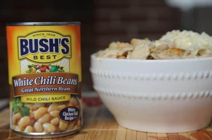Slow Cooker Crock Pot White Chicken Chili Recipe