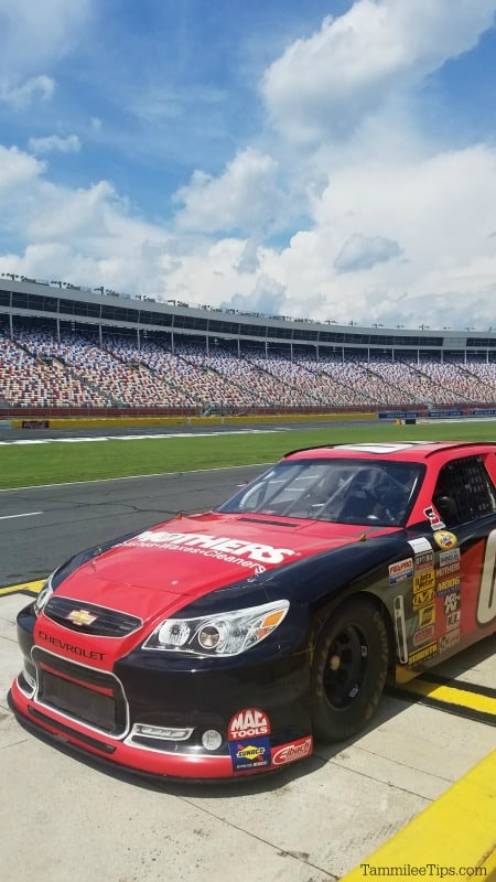Thrills And Prayers At The Charlotte Motor Speedway Nascar
