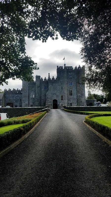 Kilkea castle in county kildare ireland tammilee tips for Kildare castle
