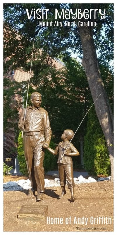 Visit Mayberry Mt Airy NC Step into the town that helped inspire the Andy Griffith Show.