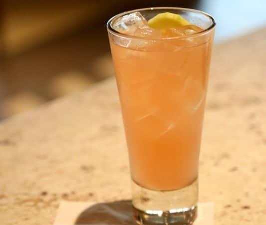 Carnival Cruise Alchemy Bar Cucumber Sunrise Cocktail Recipe